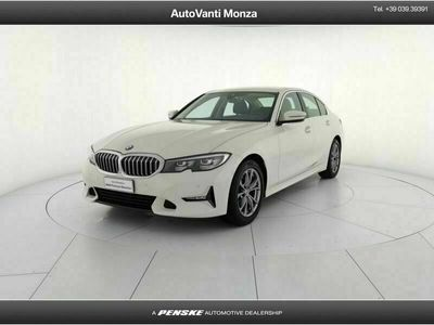 usata BMW 320 Serie 3 (G20/21/80) d Luxury