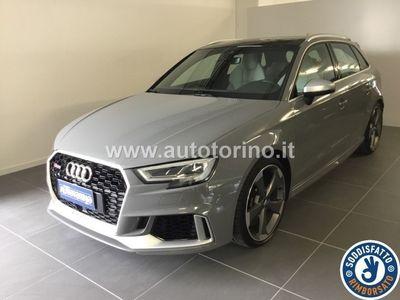 usado Audi A3 Sportback RS3 RS3 2.5 tfsi quattro s-tronic