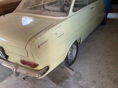 usata Opel Kadett 1964 coupe epoca