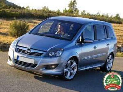 usata Opel Zafira 1.6 16V ecoM 150CV Turbo One