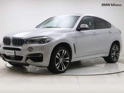 usata BMW X6 M 50d