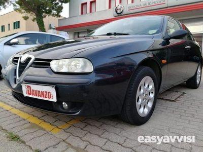 usata Alfa Romeo 156 1.8i 16v twin spark pelle cerchi ruotino benzina