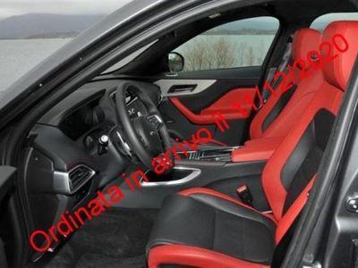 usata Jaguar F-Pace 2.0 250 CV AWD AUT. R-DYNAMIC S (X761) DEL 2020