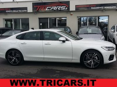 used Volvo S90 D5 AWD Geartronic R-design -