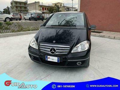 usata Mercedes A150 1.5 95cv Gpl Elegance
