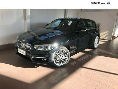 usata BMW 120 i 5p. Urban