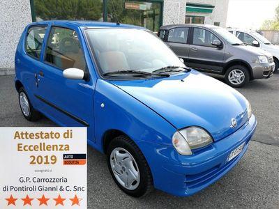 brugt Fiat Seicento 1.1i cat con CLIMA e SERVOSTERZO
