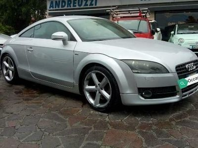 usata Audi TT Coupé 2.0 TFSI s-line
