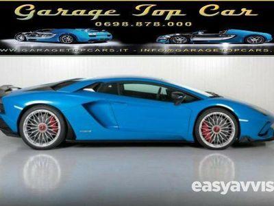 usata Lamborghini Aventador Aventador SS