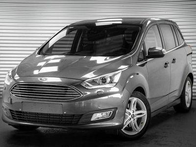käytetty Ford Grand C-Max 1,5 Ecoboost Titanium