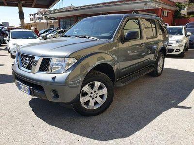 używany Nissan Pathfinder 2.5 dCi LE 7posti UnicoProprietario rif. 11662371