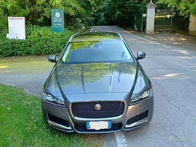 usata Jaguar XF Sportbrake 2ª 240cv