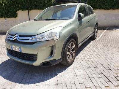 usata Citroën C4 Aircross Exclusive 1.6 HDi 115 Start&Stop