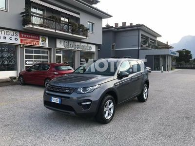 brugt Land Rover Discovery Sport 2.0 TD4 150 CV SE Automatico