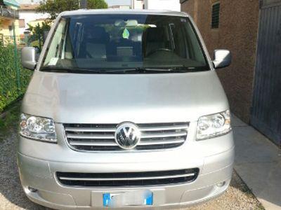 brugt VW Multivan highline t5 2.5 174cv