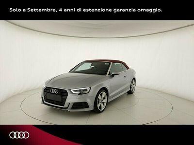 usata Audi A3 Cabriolet 35 1.5 tfsi Admired 150cv s-tronic