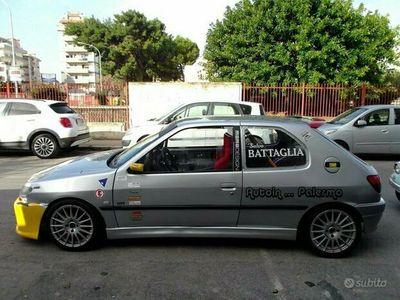 usata Peugeot 306 Da pista anche permuta o cambio