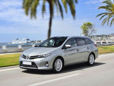 brugt Toyota Auris Touring Sports 1.8 Hybrid Active