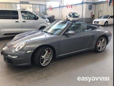 usado Porsche 911 Carrera S Cabriolet manuale in condizioni perfette benzina