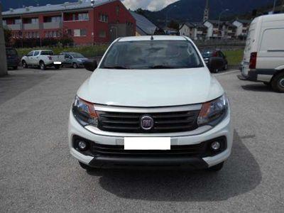 usata Fiat Fullback 2.4 150 cv 4x4 Doppia Cabina SX