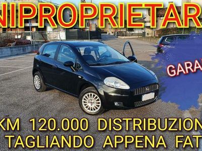 usata Fiat Grande Punto 1.4 METANO 5 Porte ( OK NEOPAT
