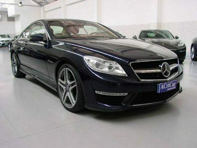 usata Mercedes CL63 AMG CL 63 AMGAMG V8 Biturbo