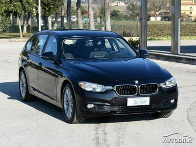 usata BMW 320 d xDrive Touring Business aut. RESTYLING
