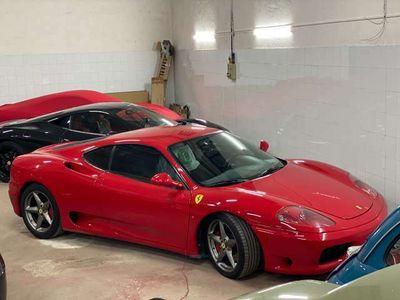 usata Ferrari Daytona 360 Modena F1 interni