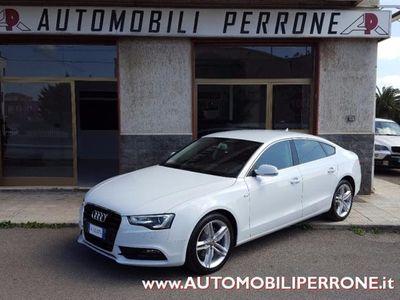 usata Audi A5 Sportback 2.0 TDI Multitronic (Xeno-Navi Plus)