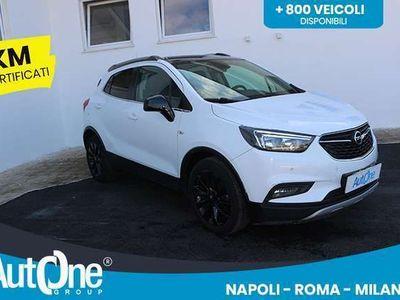 usata Opel Mokka X 1.6 CDTI 136CV INNOVATION BI-COLOR
