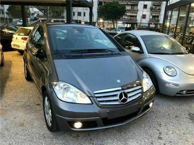 usata Mercedes A160 A 160 ClasseBluEfficiency GPL/BENZINA