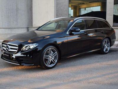 usado Mercedes E220 S.W. Auto Premium Amg TELECAMERA 360 COMAND DVD