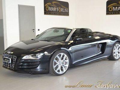 usado Audi R8 Coupé -- 5.2 V10 Q.R-TRONIC FRENI CARBO NAVI FULL KM29.000! - 03-2012