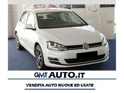 usata VW Golf 1.6 tdi 5p. Lounge xenon pdc multifunz 17 clima