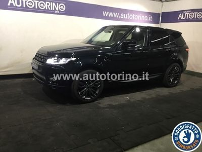 used Land Rover Range Rover Sport SPORT r.r. 3.0 tdV6 HSE Dynamic auto my17