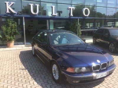 usata BMW 520 i 24V cat Futura