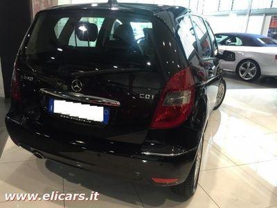 usata Mercedes A180 CDI Style - KM CERTIFICATI