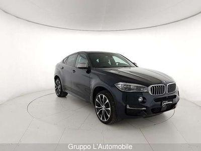 usata BMW X5 M50 X6 X6 M50d