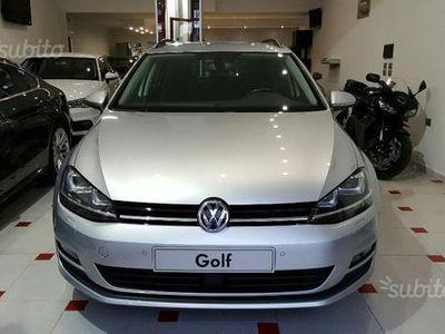 usata VW Golf 1.6 tdi 110 cv dsg bixeno-telefono-pdc