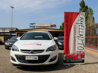 usata Opel Astra 1.7 CDTI 110CV Sports Tourer N1
