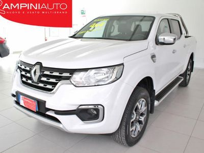 used Renault Alaskan dCi Twin Turbo 190CV Start&Stop 4WD Intens del 2018 usata a Gubbio