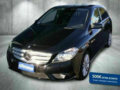 usata Mercedes B180 CLASSE Bcdi BE Executive