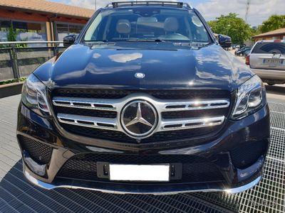 używany Mercedes GLS350 d 4Matic Premium
