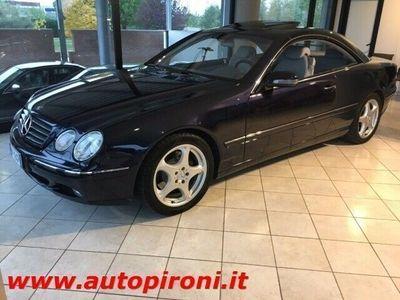usata Mercedes CL500 cat rif. 7019098