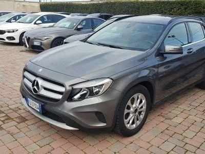 usata Mercedes GLA200 CLA sse GLA (X156)d Aut