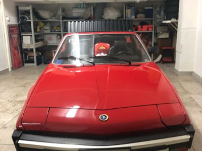 used Fiat X 1/9 bertone