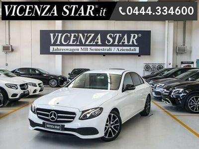 usata Mercedes E220 Auto Sport