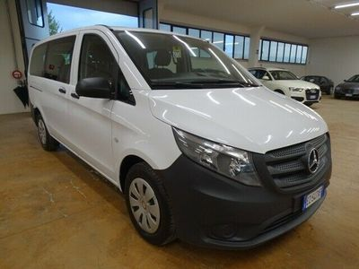 usata Mercedes Vito 2.2 114 CDI PC-SL Tourer Long AUTOMATICO