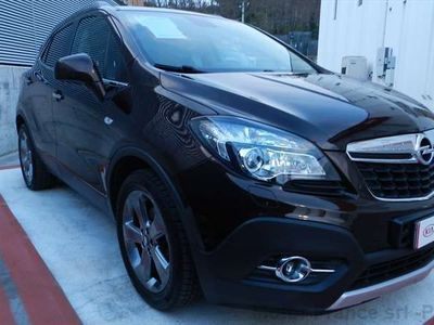 brugt Opel Mokka 1.7 CDTI Ecotec 130CV 4x2 aut. Cosmo