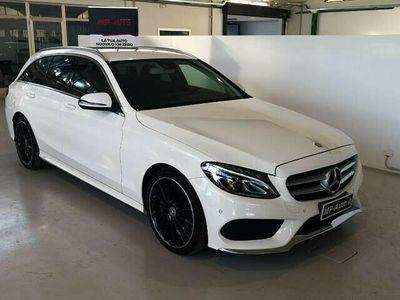 usata Mercedes C300 h S.W. Automatic Premium ibrid